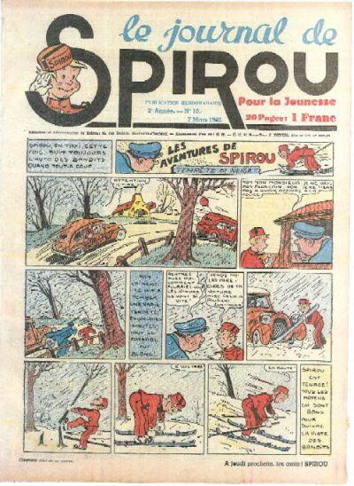 Le journal de Spirou 99