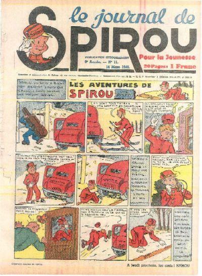 Le journal de Spirou 100