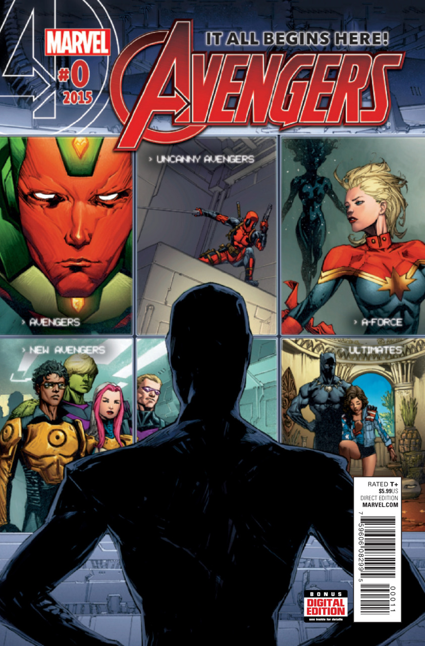 Avengers 0 - Issue 0
