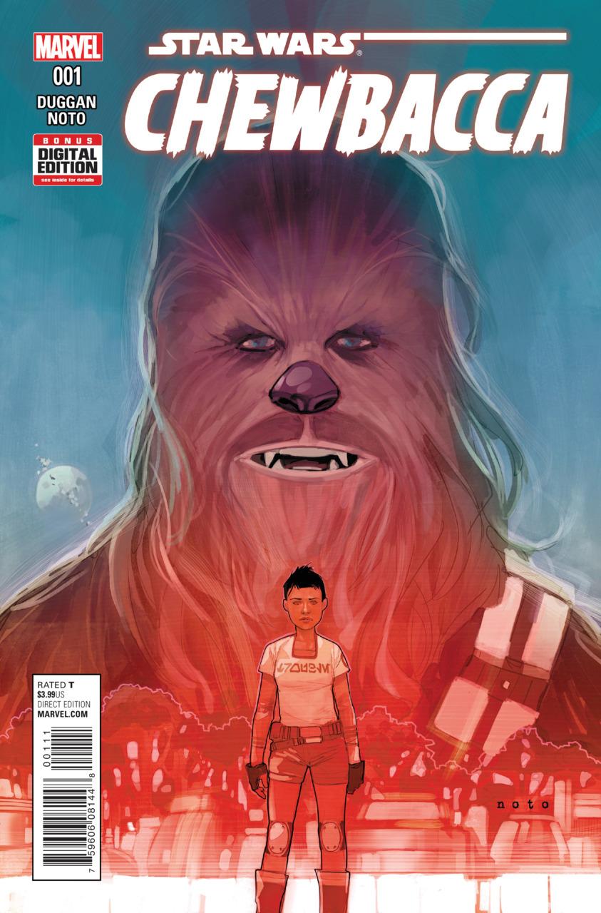 Chewbacca 1 - Issue 1