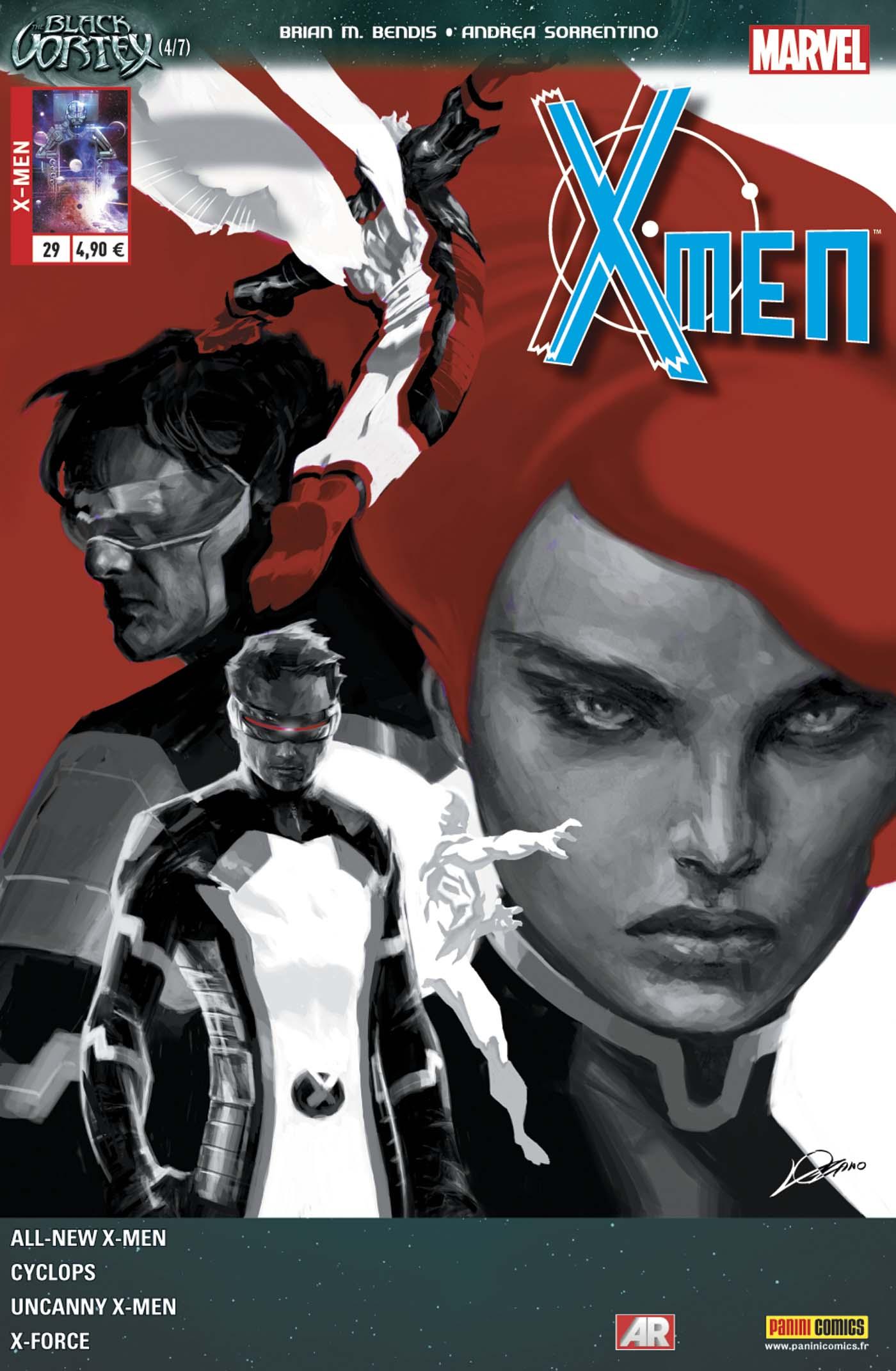 X-Men 29 - LE VORTEX NOIR 4 (sur 7)
