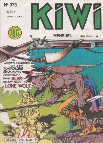 Kiwi 373 - L'espion secret de George Washington
