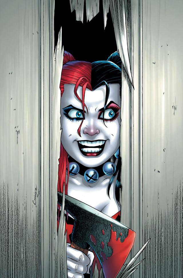Harley Quinn 21