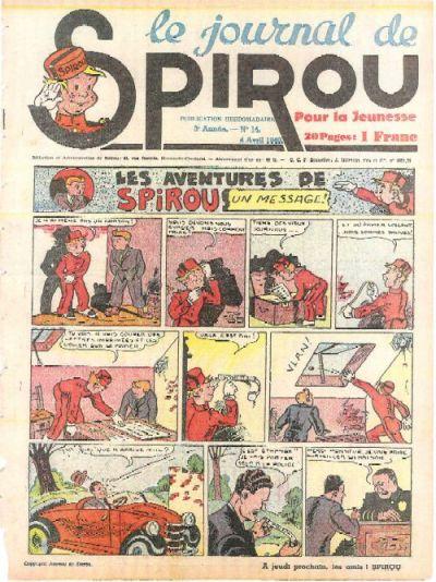Le journal de Spirou 103