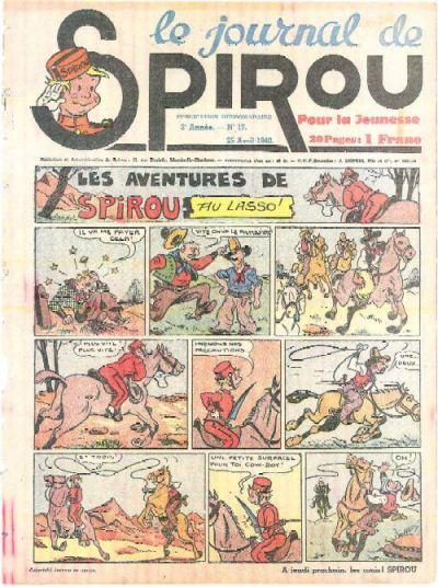 Le journal de Spirou 106
