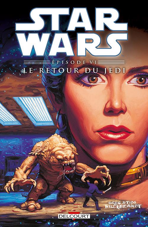 Star Wars 6 - Star Wars Épisode VI - Le Retour du Jedi - Réédition 2015