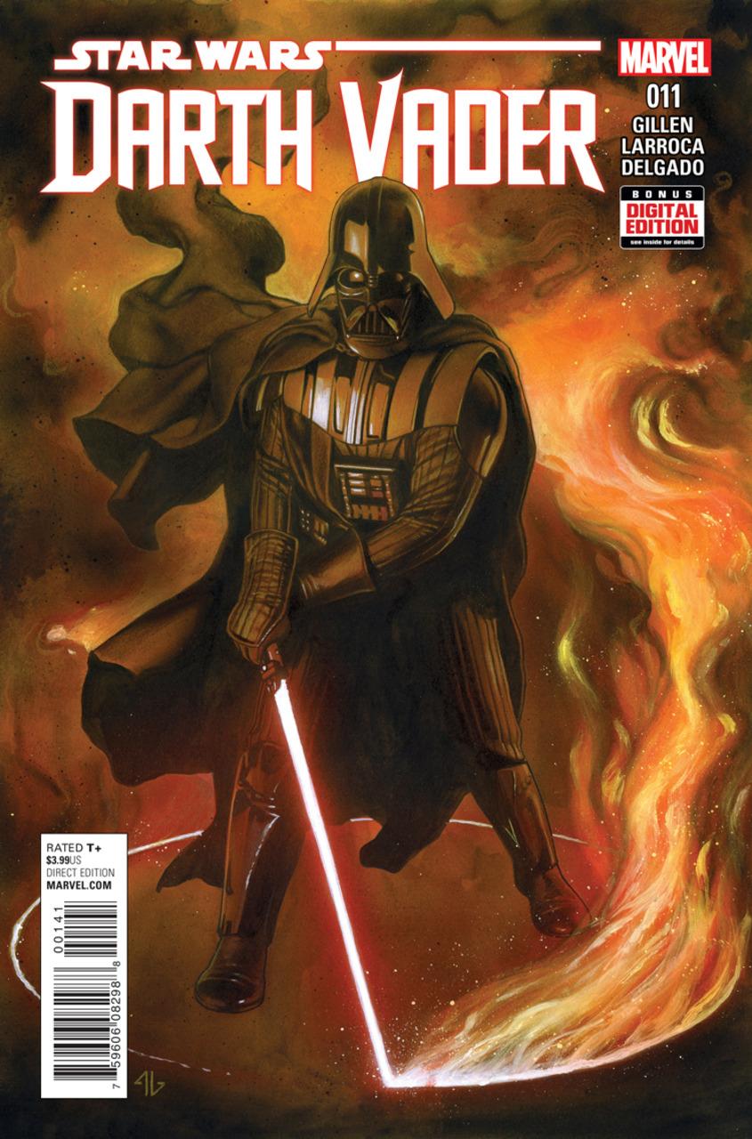 Star Wars - Darth Vader 11 - Book II, Part V: Shadows and Secrets