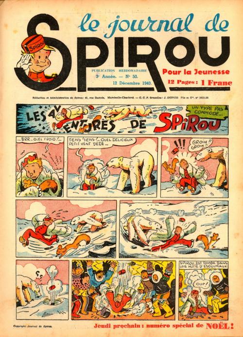 Le journal de Spirou 139