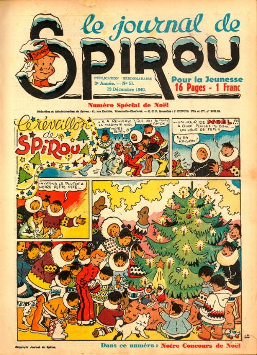 Le journal de Spirou 140