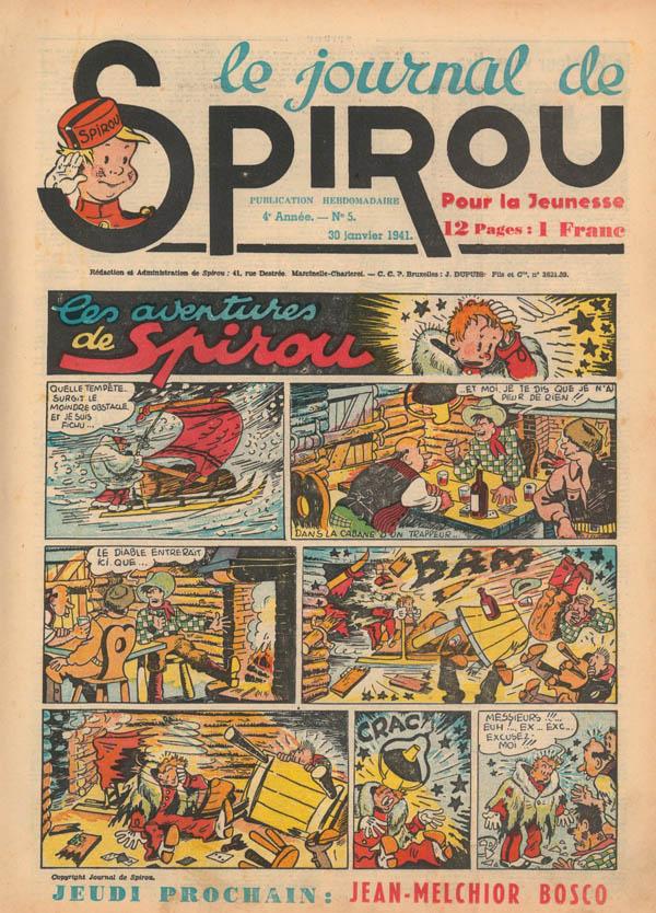Le journal de Spirou 146