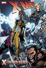 X-men - X-tinction programmée 1 - X-Tinction Agenda
