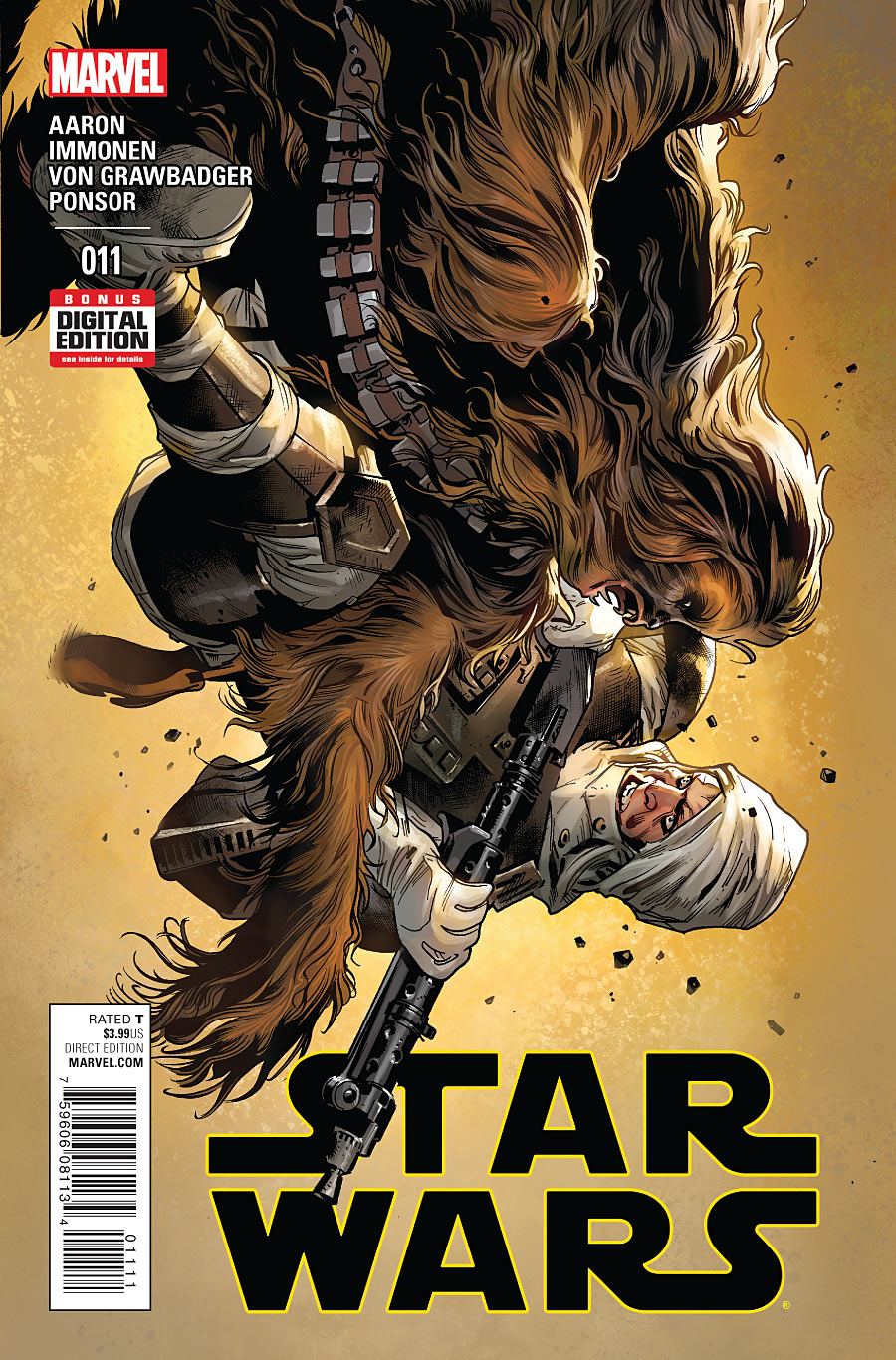 Star Wars 11 - Book II, Part IV: Showdown On the Smugglers' Moon