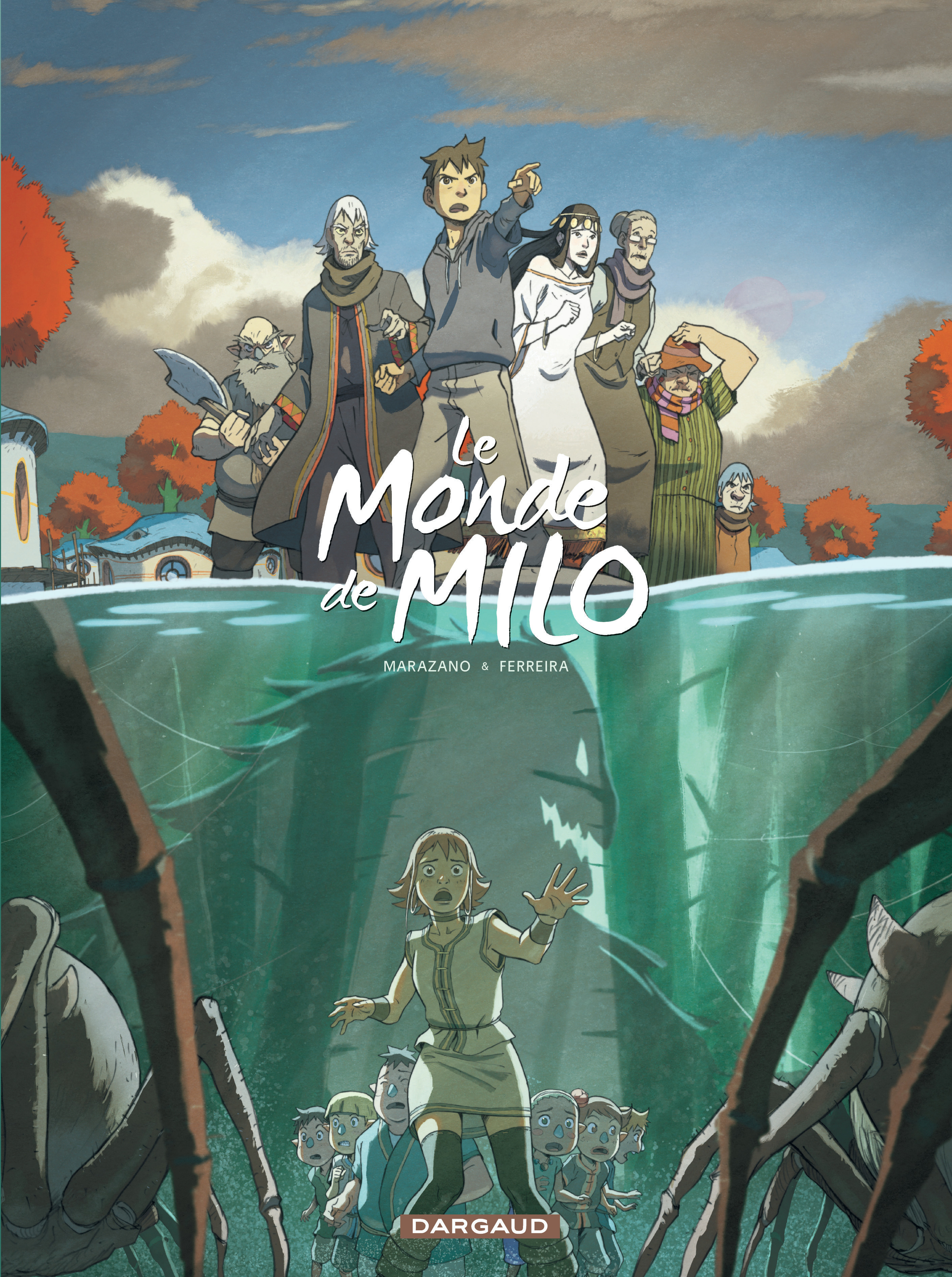 Le monde de Milo 3 - Tome 3