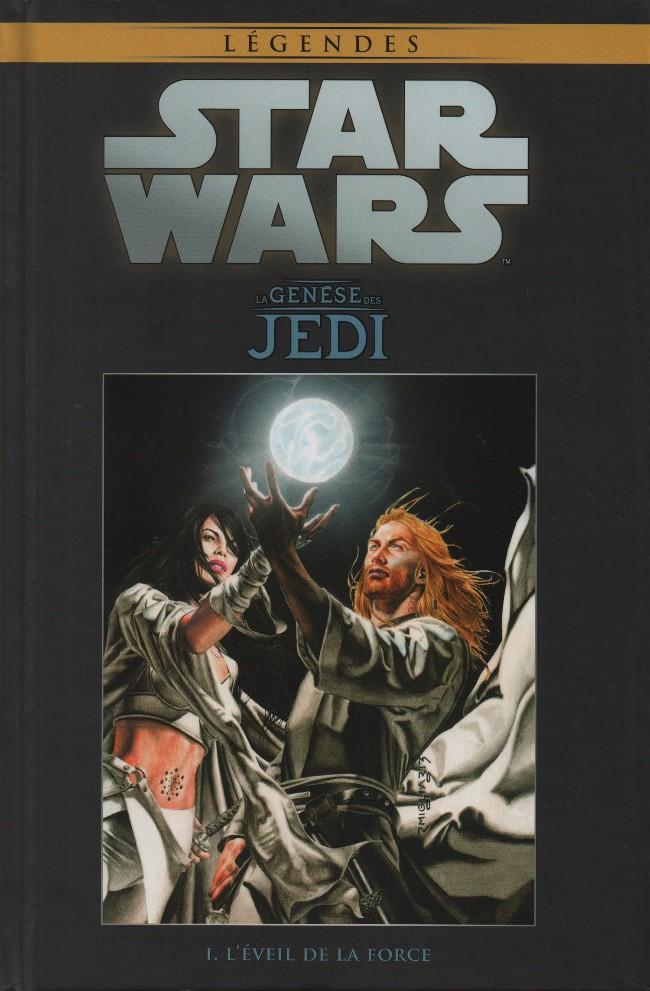 Star Wars - La Collection de Référence 1 - 1. La Genèse des Jedi : I - L'Eveil de la Force