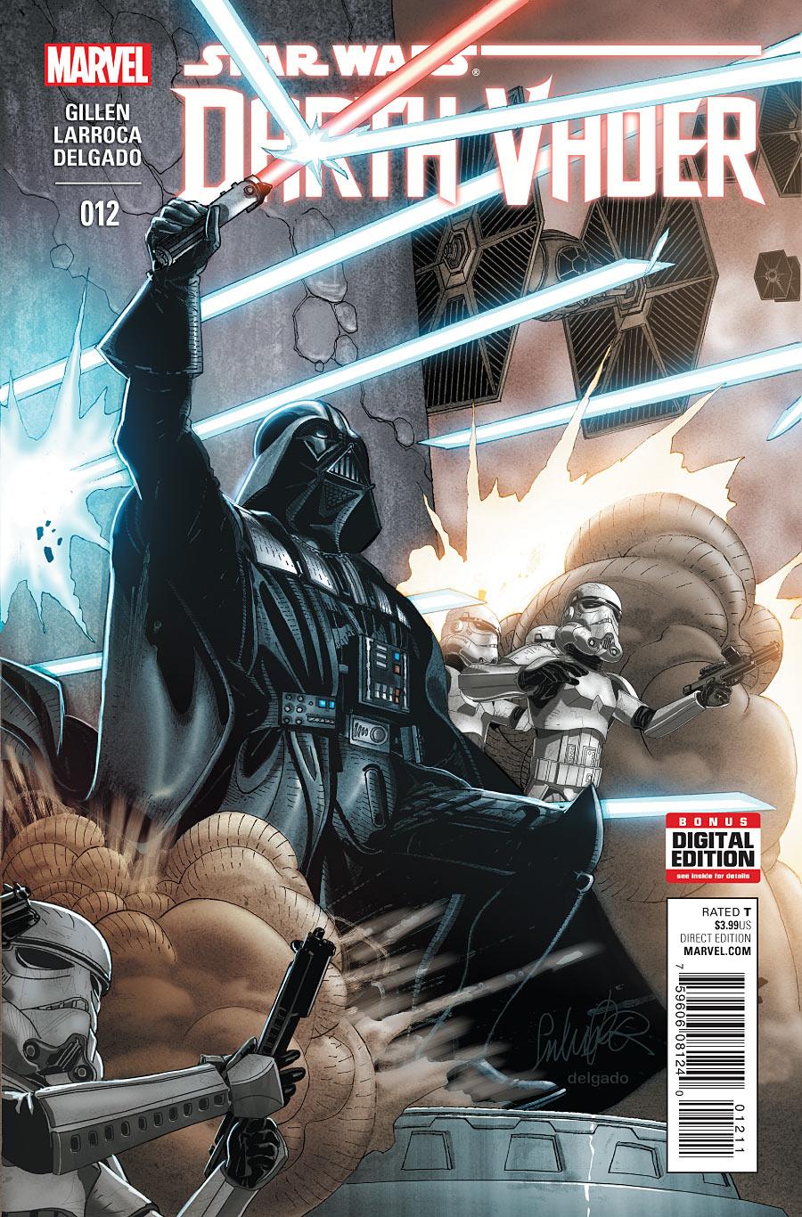 Star Wars - Darth Vader 12 - Book II, Part VI: Shadows and Secrets