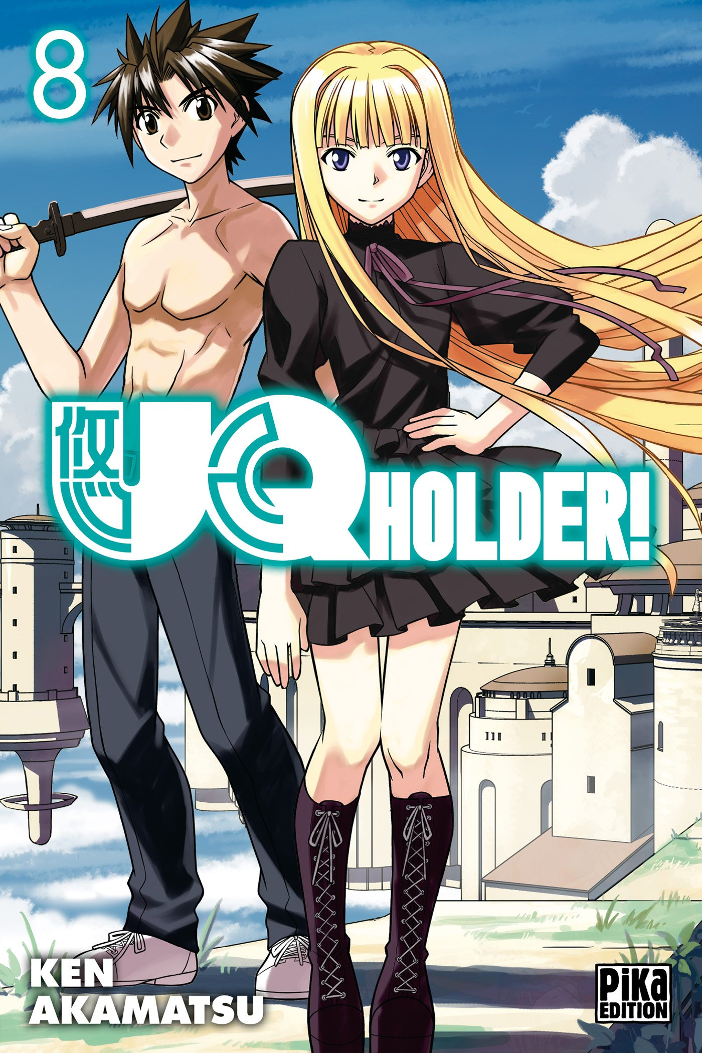 UQ Holder! 8