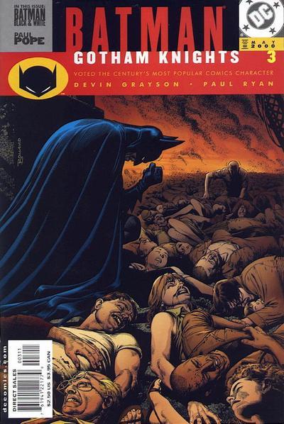 Batman - Gotham Knights 3 - Samsara Part One of Two: Bad Karma