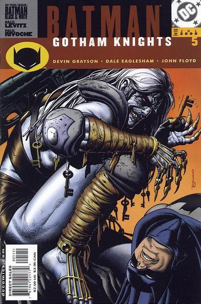 Batman - Gotham Knights 5 - Locked