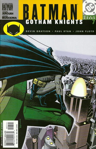 Batman - Gotham Knights 7 - Oblation
