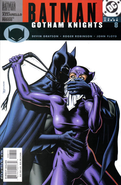 Batman - Gotham Knights 8 - Transference Part 1 of Four