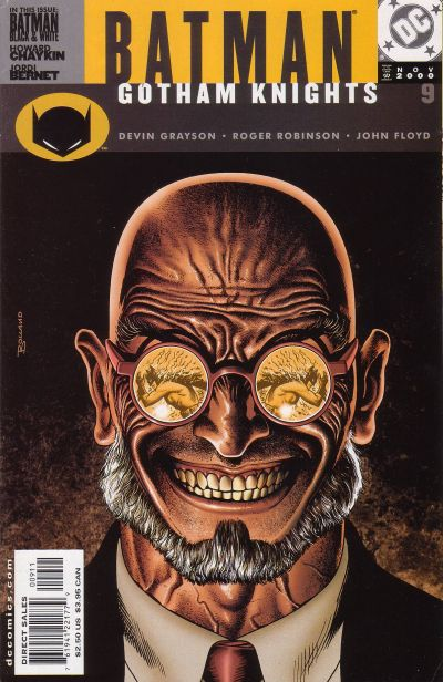 Batman - Gotham Knights 9 - Transference Part 2 of Four
