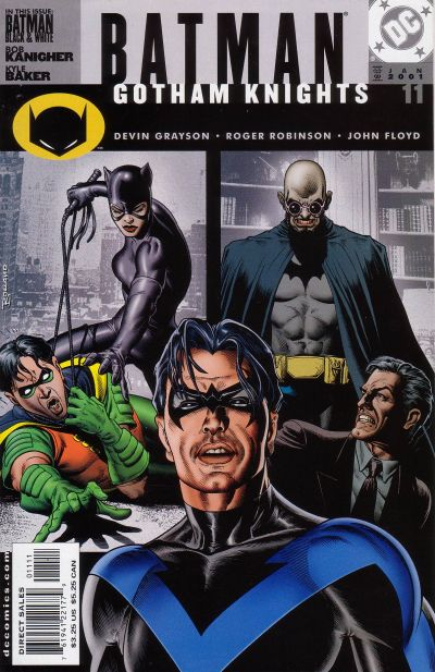 Batman - Gotham Knights 11 - Transference Part 4 of Four