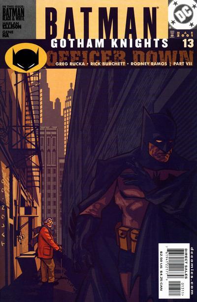 Batman - Gotham Knights 13