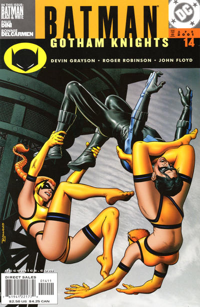 Batman - Gotham Knights 14 - Sibling Rivalry