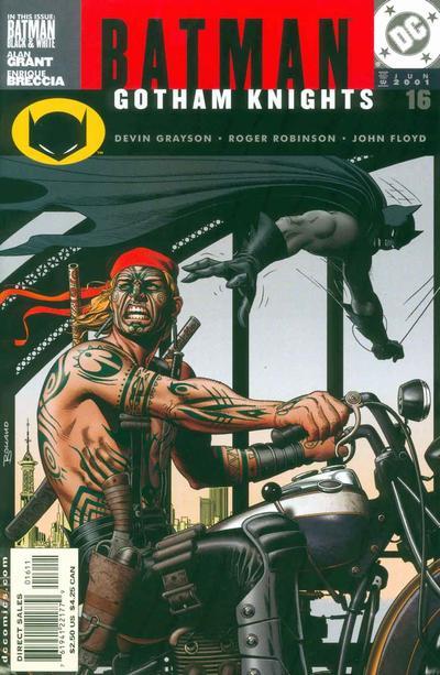 Batman - Gotham Knights 16 - Matatoa Part 1 of 2