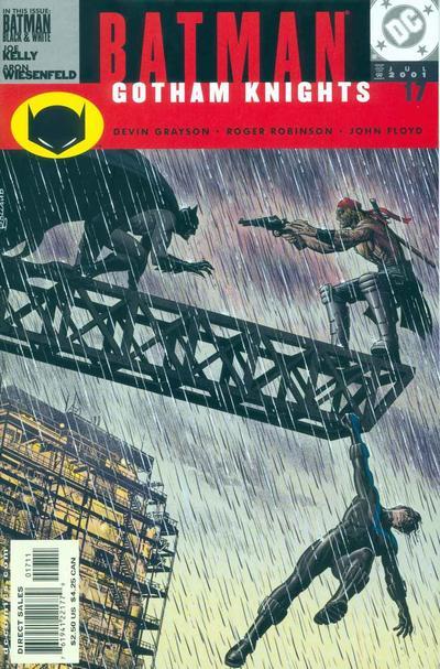 Batman - Gotham Knights 17 - Matatoa Part 2 of 2