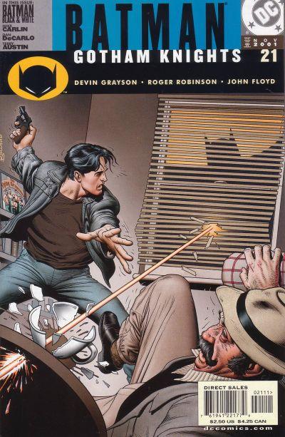 Batman - Gotham Knights 21 - Retribution Part 2 of 2: Contested