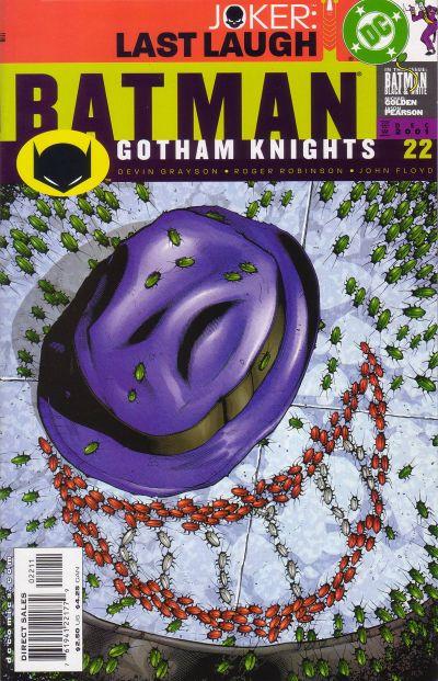 Batman - Gotham Knights 22 - Bugged out