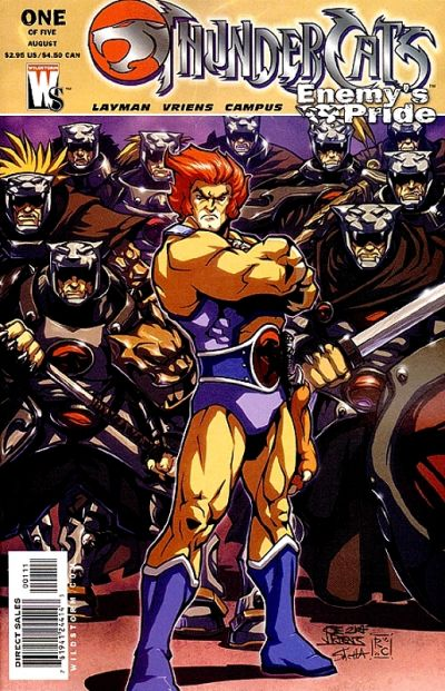 ThunderCats - Enemy's Pride 1 - Lie of the Beholder