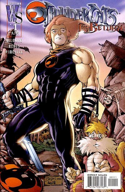 ThunderCats - The Return 1 - The Return