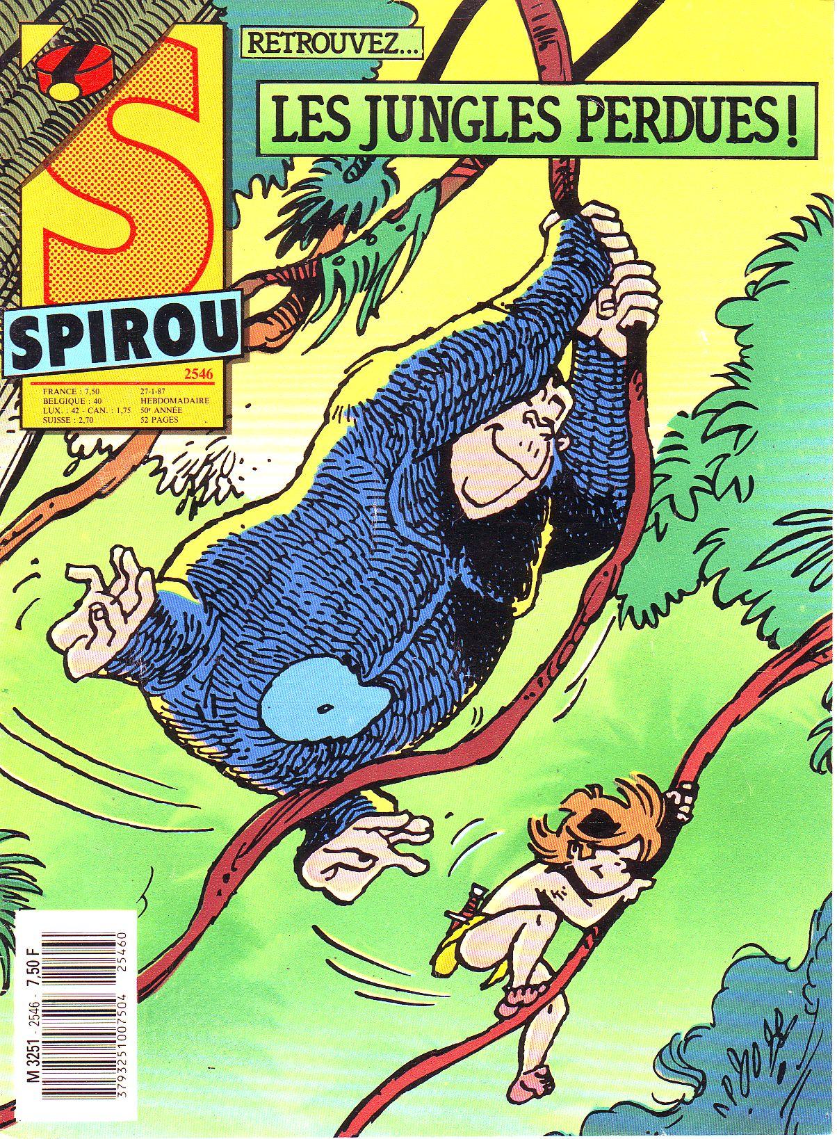 Le journal de Spirou 2546