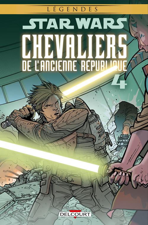 Star Wars - Chevaliers de l'Ancienne République 4 - L'invasion de Taris - Réédition Légendes