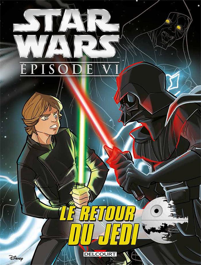 Star Wars (Jeunesse) 6 - Star Wars Épisode VI. Le Retour du Jedi