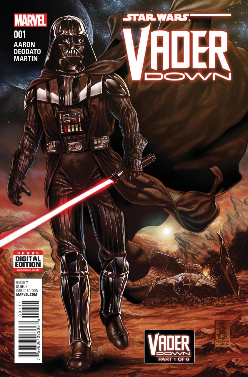 Star Wars - Vador Abattu 1 - Issue 1