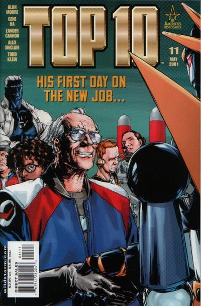 Top 10 11 - His First Day On The New Job
