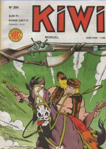 Kiwi 394 - Face à Chien Gris...