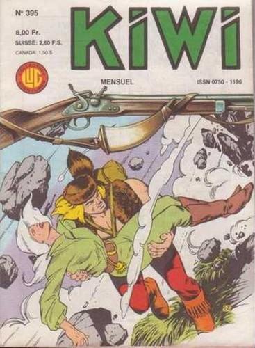 Kiwi 395 - Le masque de cuir