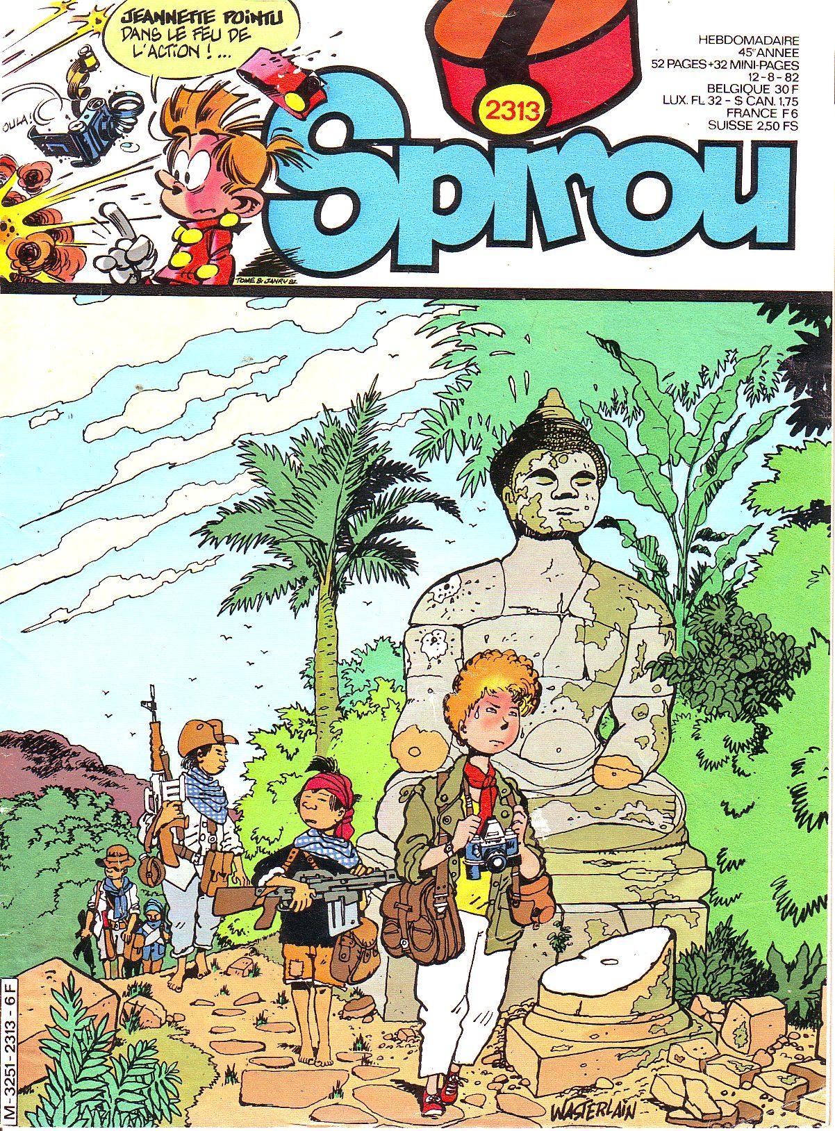 Le journal de Spirou 2313