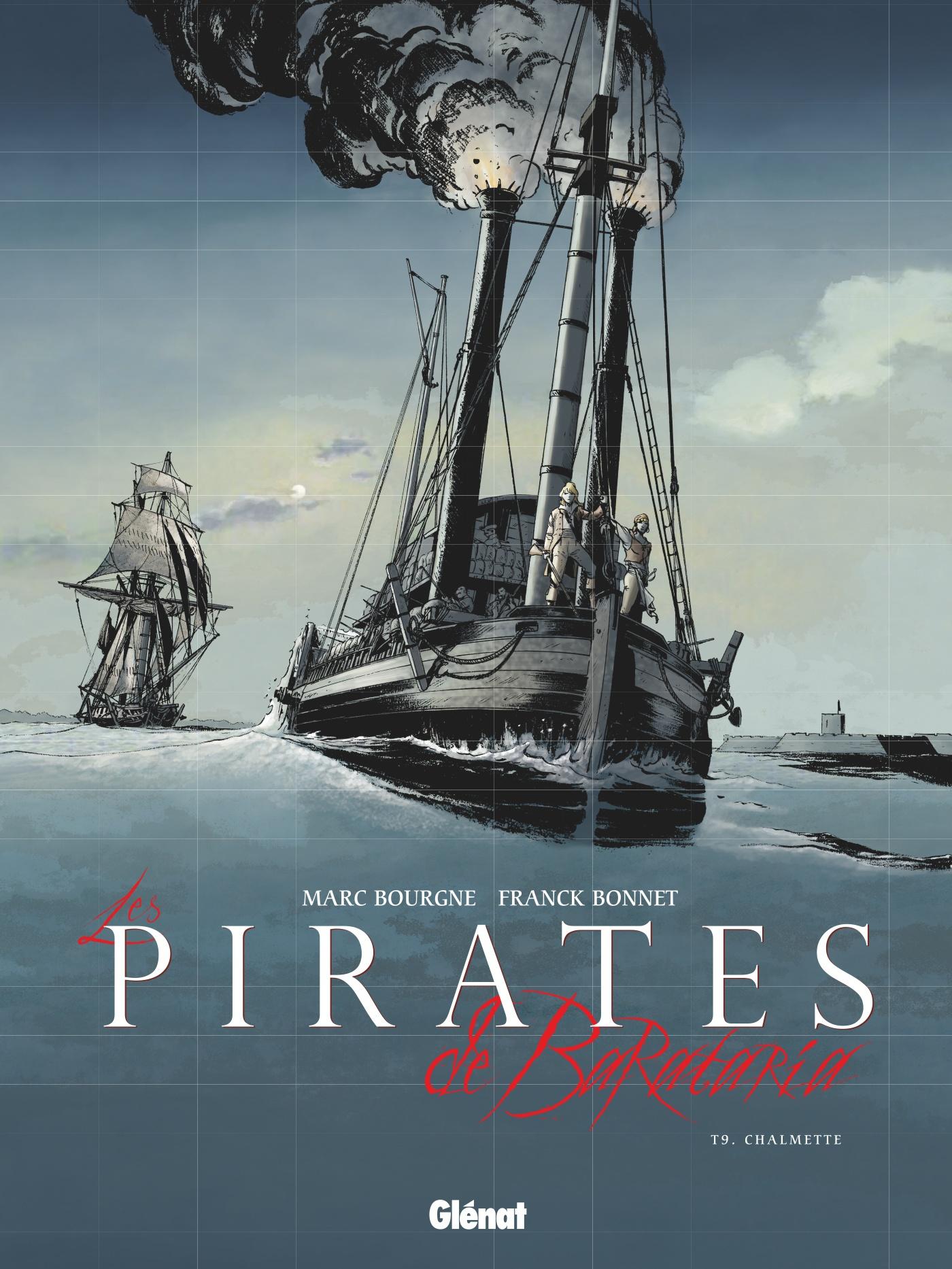 Les pirates de Barataria 9 - Chalmette