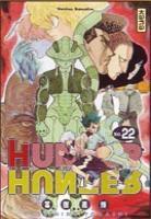 Hunter X Hunter 22
