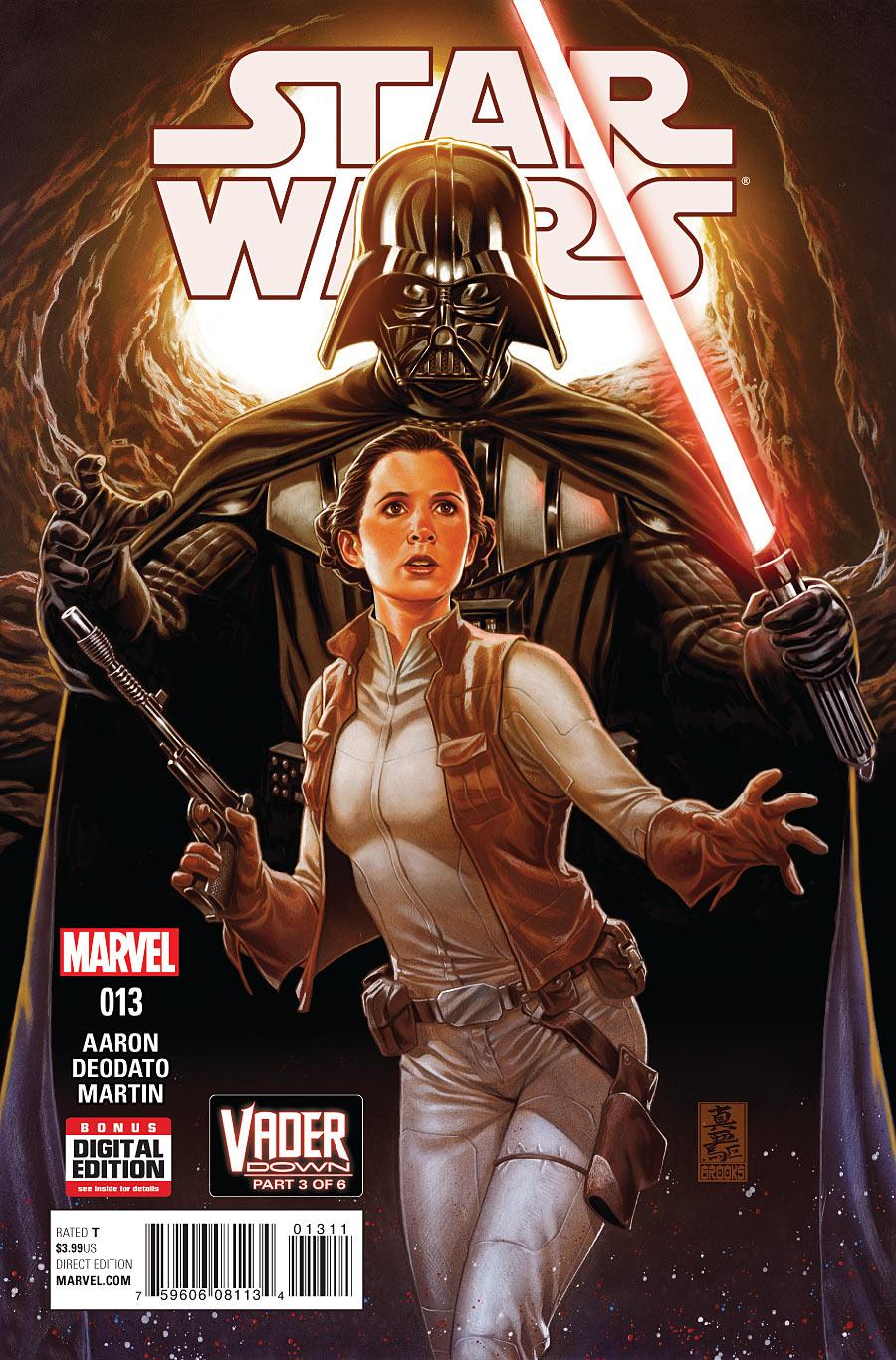 Star Wars 13 - Book III, Part III : Vader Down
