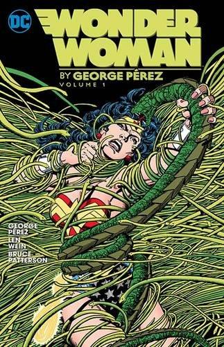 Wonder Woman by George Pérez 1