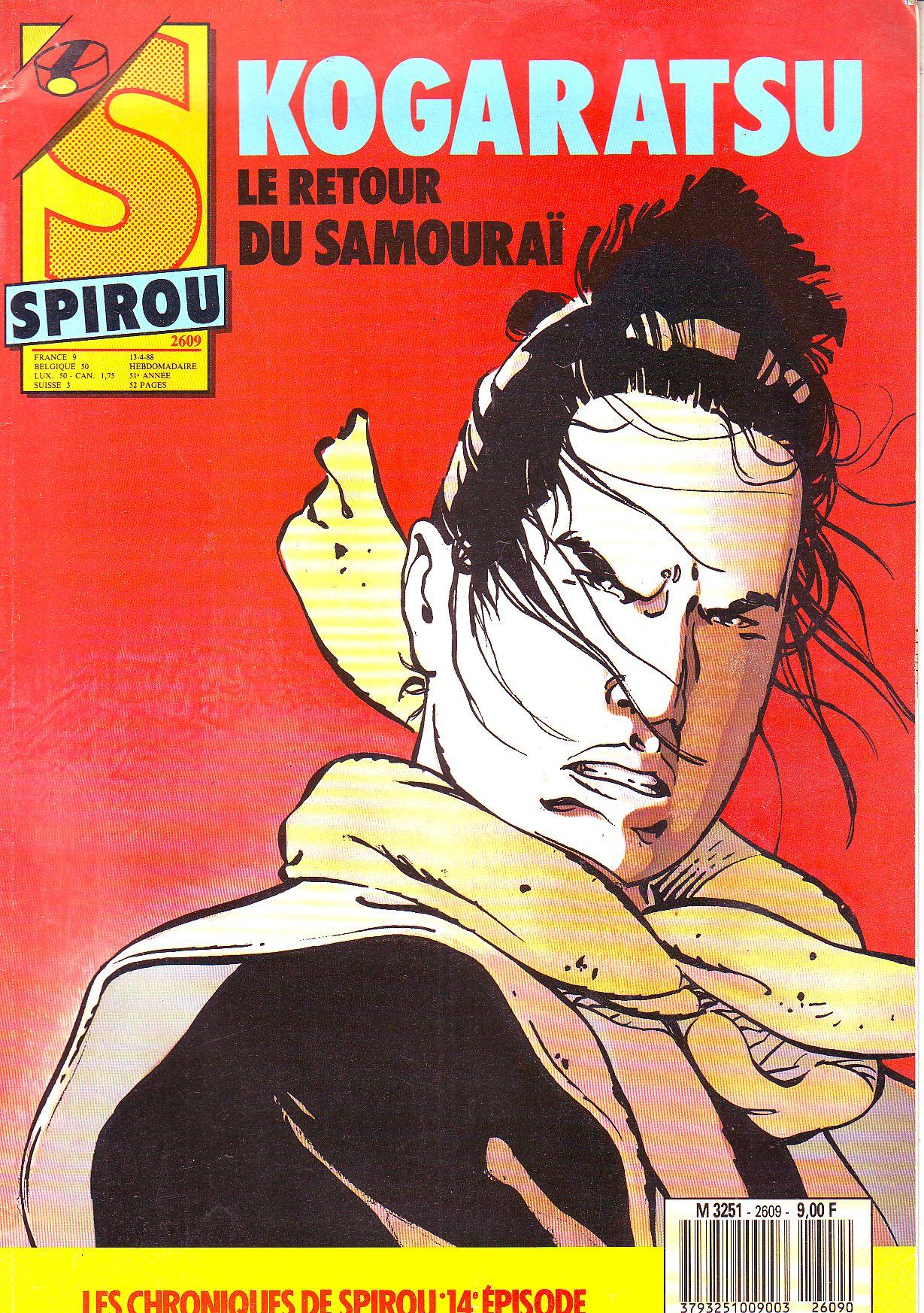 Le journal de Spirou 2609