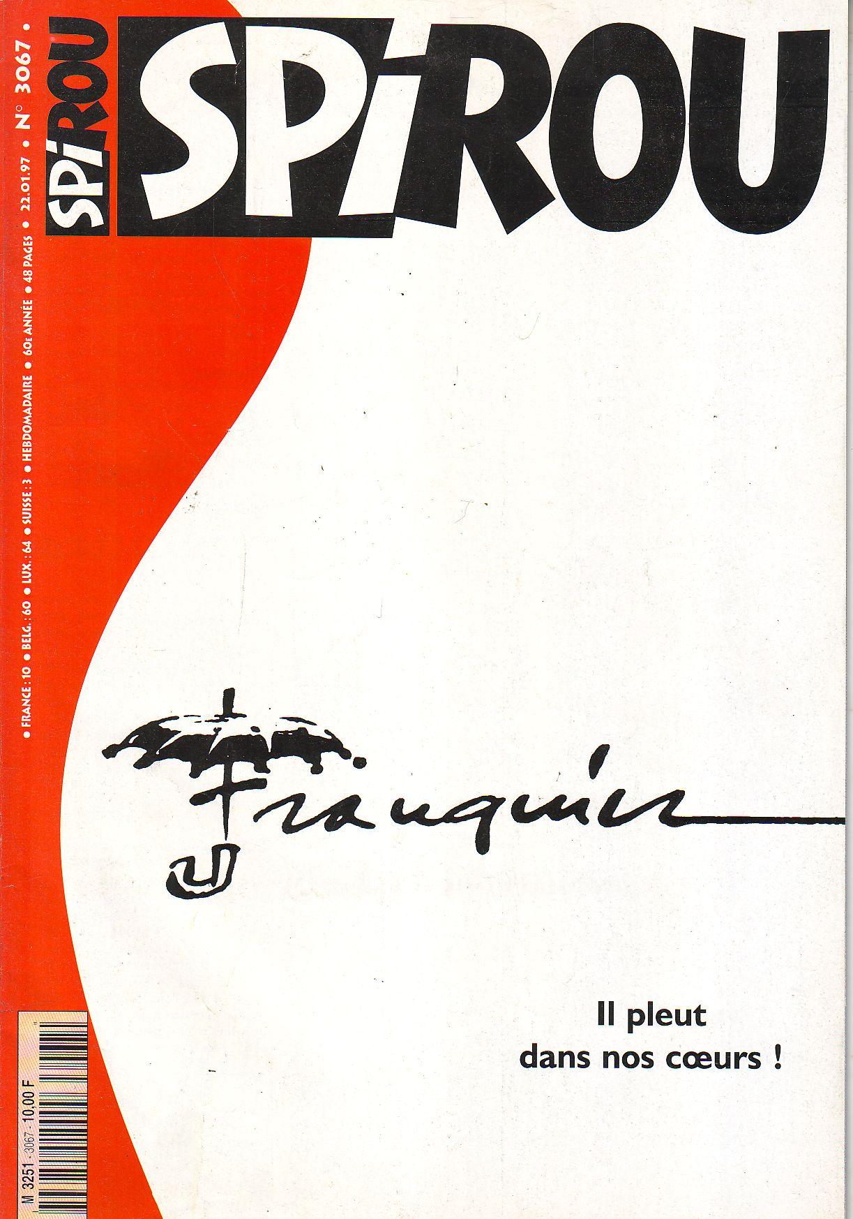 Le journal de Spirou 3067