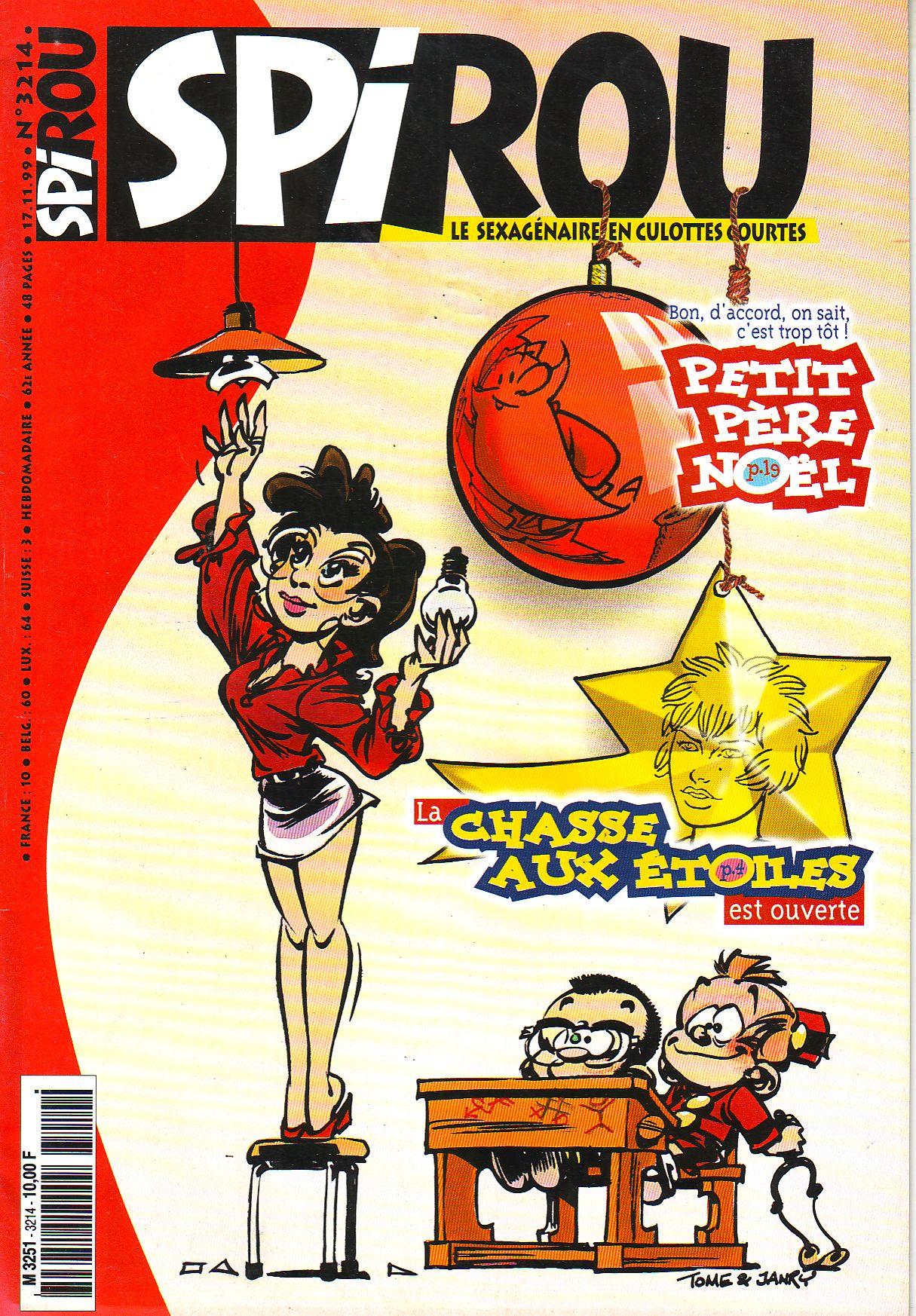 Le journal de Spirou 3214
