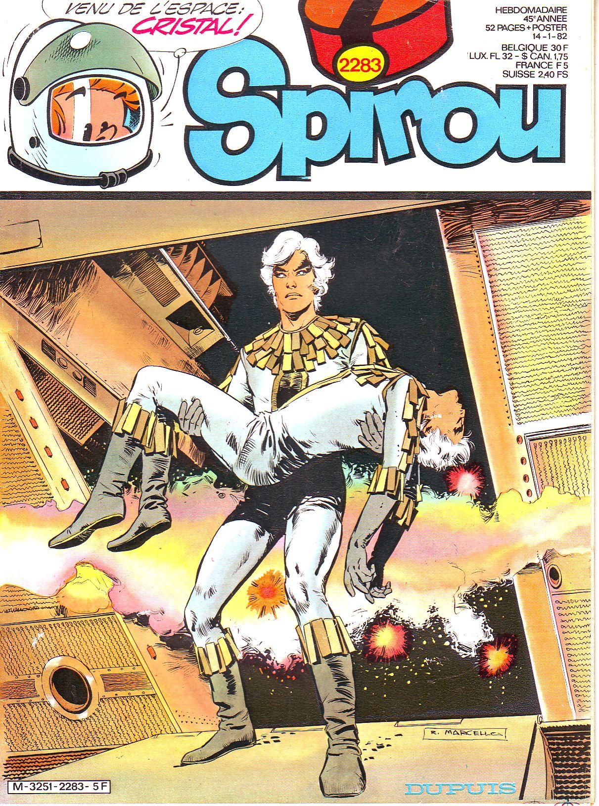 Le journal de Spirou 2283